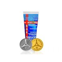 Гидрогель с антимикробным, обезболивающим и охлаждающим действием для оказания первой помощи при ожогах, стерильный, туба 20г*