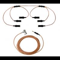 Заземление переносное для воздушных линий СИП ЗПЛ-1-СИП сеч. 16 мм2  (Электроприбор)