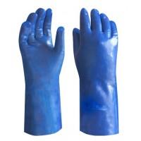 Перчатки латексные технические нефтемаслостойкие НМС