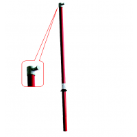 Штанга изолирующая оперативная ШО-10, с протоколом испытаний