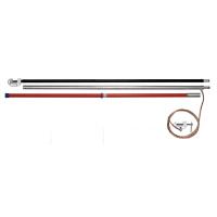 Переносное заземление штанговое ПЗ-330-500 Д сеч. 70 мм2 (пружинный зажим)