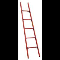 Лестница стеклопластиковая приставная ЛСПД-5,0 Евро