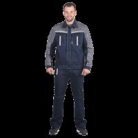 """Костюм """"Оптима-Комфорт"""" с брюками (80% хб. 20% пэ.) PENTALAB"""