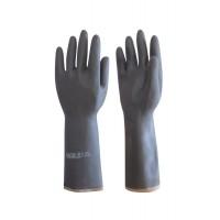 Перчатки резиновые технические кислотощелочестойкие «АЗРИХИМ» КЩС К20Щ20 тип 1