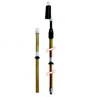 Указатель высокого напряжения УВН 35-220С, с протоколом испытаний