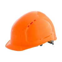 Каска защитная RFI-7 TITAN оранжевая 71514