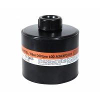 Запасной фильтр к противогазу ДОТ про 600 марка А3АХР3D