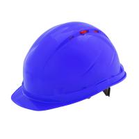 Каска защитная RFI-3 BIOT синяя 72518
