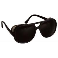 Очки для газосварочных работ SOUDLUX, нейлон, окуляр - затемнение 5, защита от царапин