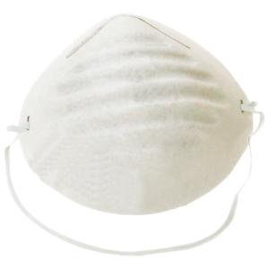 Респиратор противоаэрозольный Ракушка, х/б, белый