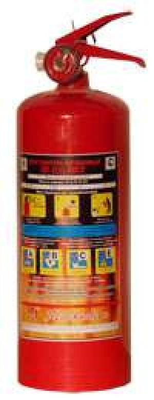 Огнетушитель ручной ОВП-4 (з)