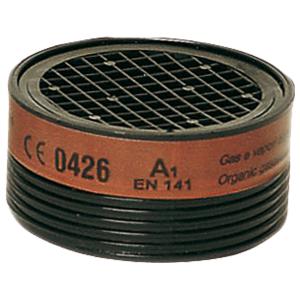 Запасной фильтр к респиратору Sacla EURMASK, объем 220 м3, А1, органические газы