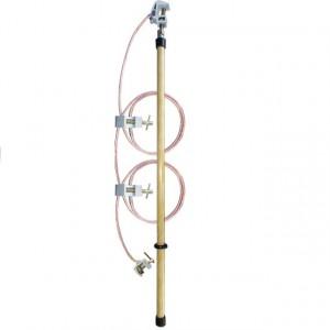 Переносное заземление ЗПП-500 сеч. 25 мм2, с протоколом осмотра