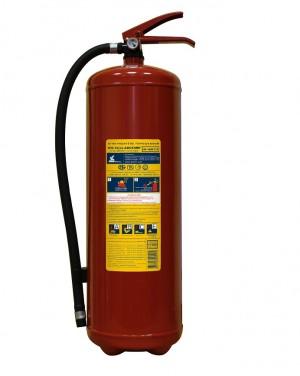 Огнетушитель порошковый ОП-10(з) МИГ (4А, 144В, С, Е) (Пожтехника)