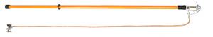 Заземление переносное для грозового защитного троса ВЛ ЗПГЗ-110-500 сеч. 25 мм2 (Электроприбор)