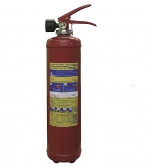Огнетушитель хладоновый ОХ-2(з) ИНЕЙ баллон d110, 3л., ОТВ-2кг.  (А, В, С, Е) (Пожтехника)