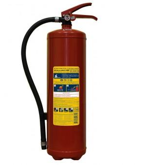 Огнетушитель порошковый ОП-6(з) МИГ (4А, 144В, С, Е) (Пожтехника)