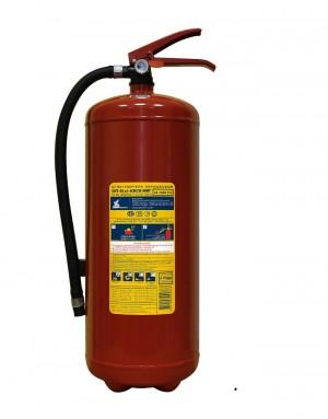 Огнетушитель порошковый ОП-8(з) МИГ (4А, 144В, С, Е) (Пожтехника)