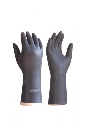 Перчатки резиновые технические «НЕОЛАТ Плюс» К50Щ50 тип 2