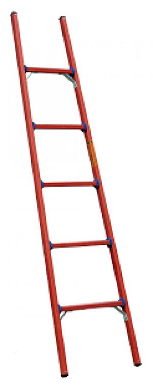 Лестница стеклопластиковая приставная ЛСПД-2,5