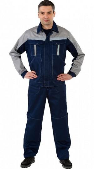 Костюм Оптима-Эконом с брюками (70%-пэ,30%-хб) PENTALAB
