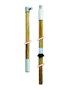 Штанга изолирующая оперативная ШО-220, с протоколом испытаний