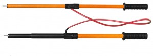 Указатель высокого напряжения для фазировки УВНсТФ-6-10 (Электроприбор)