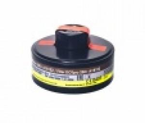 Запасной фильтр к противогазу ДОТ про 250 + марки А1В1Е2
