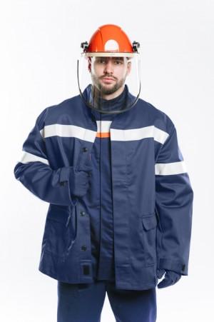 Куртка летняя защиты от эл. дуги СПн 04-Л II (класс 1)