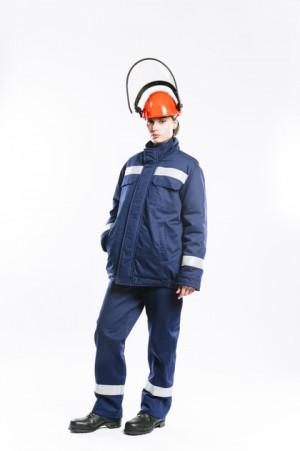 Куртка защиты от эл. дуги демисезонная СПн 09-Д V (класс 5)