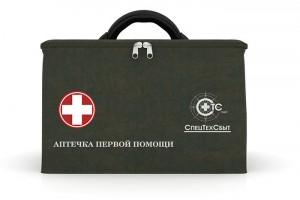 Аптечка для ЭНЕРГЕТИЧЕСКИХ предприятий (сумка, СТС)