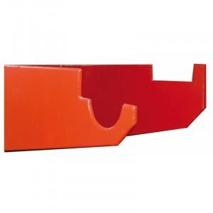 Кронштейн для огнетушителя настенный МИГ (для ОП и ОВП МИГ) (Пожтехника)