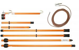 Комплект для измерения наведённого напряжения КНН-10 (Электроприбор)