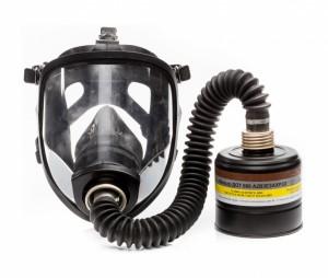Противогаз фильтрующий ПФМГ 98 СУПЕР с лицевой частью ШМ-2012