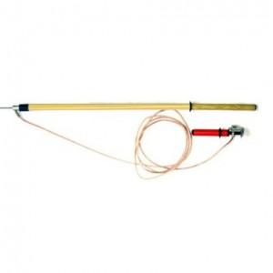 Штанга разрядная ШР-10, с протоколом испытаний