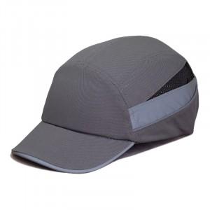 Каскетка защитная RZ BioT CAP серая 92211