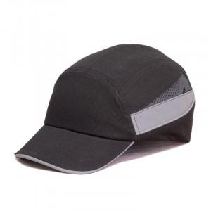 Каскетка защитная RZ BioT CAP черная 92220