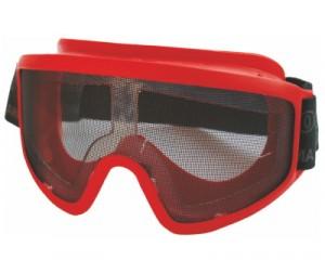 Очки защитные закрытые ЗП2 PANORAMA СТАЛЬ, прямая вентиляция